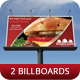 Multipurpose Billboard Vol 1 - GraphicRiver Item for Sale