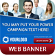 Simple Corporate Banner - GraphicRiver Item for Sale