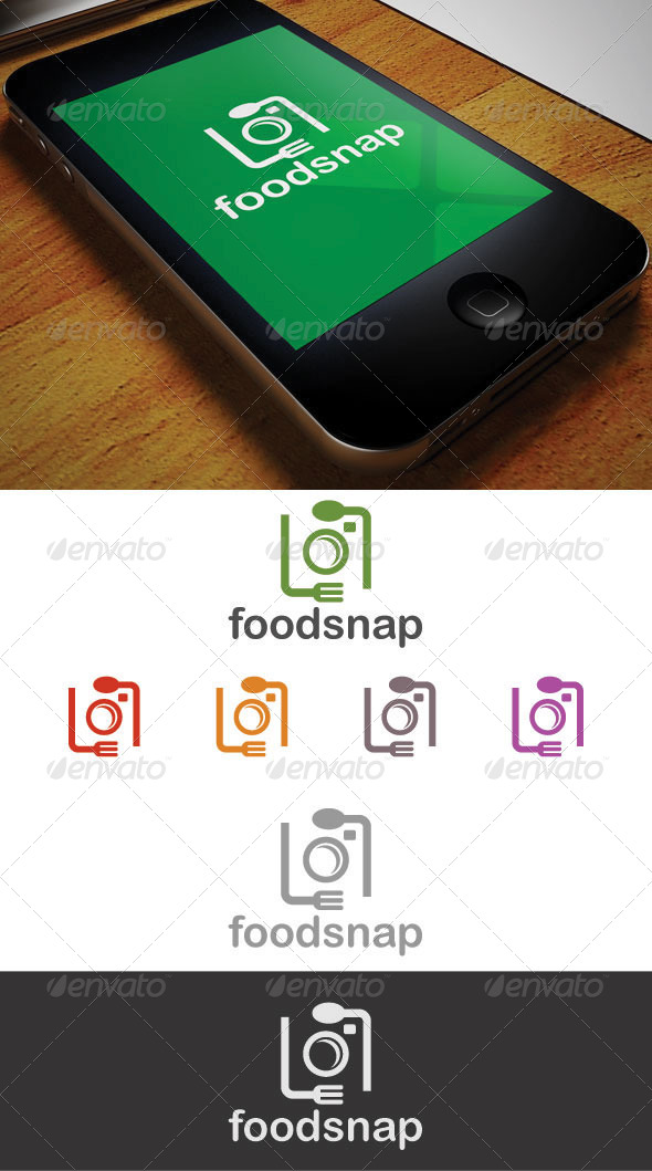 Food Snap Logo