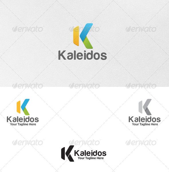 Letter k logo template by martinjamez graphicriver letter k logo template letters logo templates spiritdancerdesigns Images