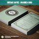 Vintage Coffee Business Card - GraphicRiver Item for Sale