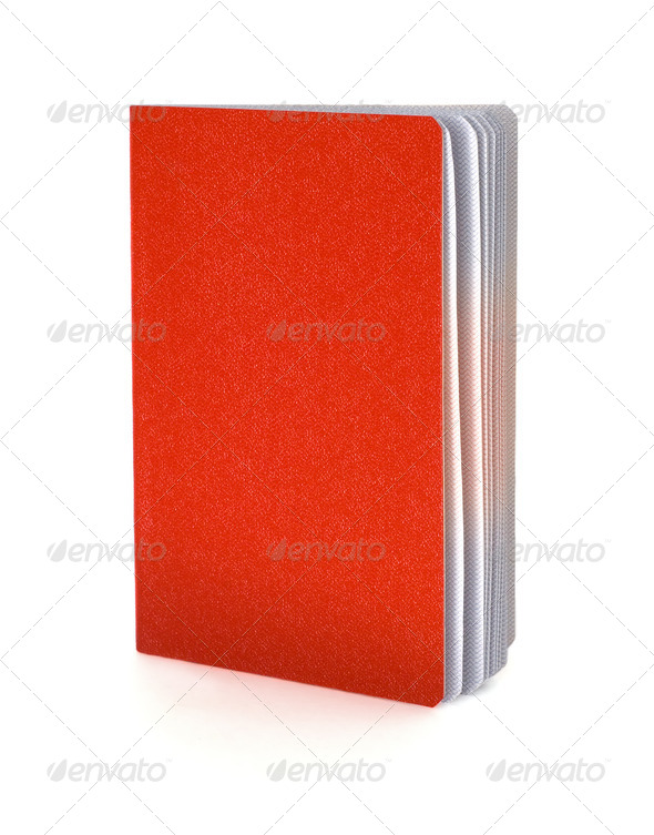 Isolated Passport - Stock Photo - Images