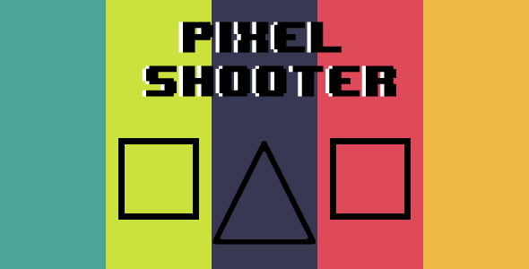 Pixel Shooter - CodeCanyon Item for Sale