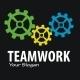 Teamwork Logo - GraphicRiver Item for Sale