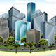 Cityscape - Highly Detailed - GraphicRiver Item for Sale
