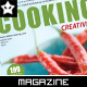 Food Magazine Front Cover  - GraphicRiver Item for Sale