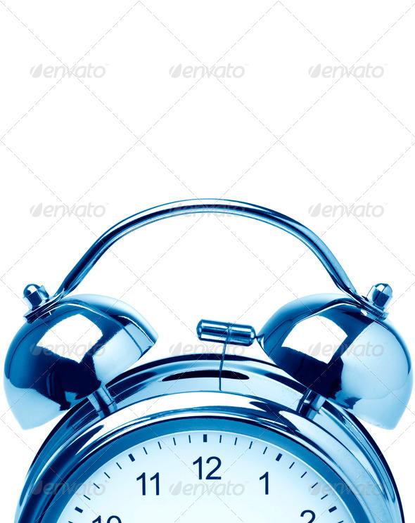 Alarm clock - Stock Photo - Images