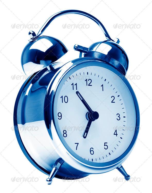 Alarm-clock - Stock Photo - Images