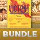 Church Marketing Flyer Bundle Vol 041 - GraphicRiver Item for Sale