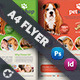 Pet Shop Flyer Template - GraphicRiver Item for Sale