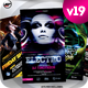 Flyer Bundle Vol19 - 4 in 1 - GraphicRiver Item for Sale