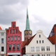 Tilt shift video of Lubeck, Germany - VideoHive Item for Sale