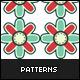 10 Colorful Vintage Patterns - GraphicRiver Item for Sale
