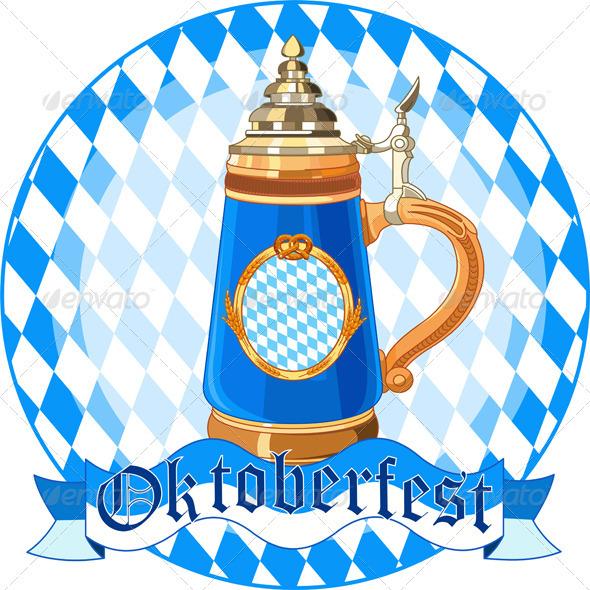 Oktoberfest Celebration design - Seasons/Holidays Conceptual