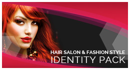 Hair Salon and Fashion Print Templates Pack