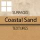 Coastal Sand Surface Textures  - 3DOcean Item for Sale