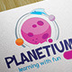 Logo Planetium, Kids & Children - GraphicRiver Item for Sale