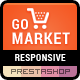 Responsive Supermarket PrestaShop Theme - GoMarket - ThemeForest Item for Sale