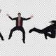 Business Man Falling Down (3-Pack) - VideoHive Item for Sale