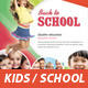 Kids / School Flyer - GraphicRiver Item for Sale