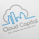 Cloud Capital Logo - GraphicRiver Item for Sale