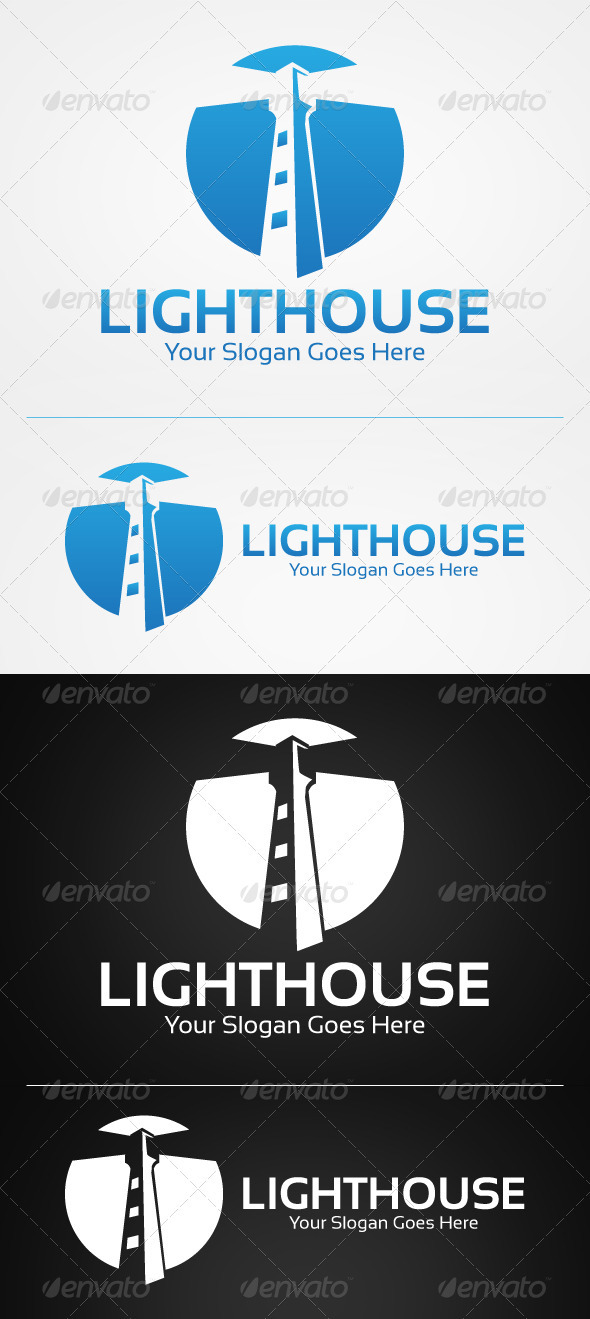 Lighthouse Logo - Symbols Logo Templates