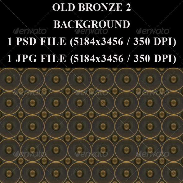 Old Bronze 2 Background - Metal Textures