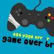 Creative 404 Page Error - GraphicRiver Item for Sale