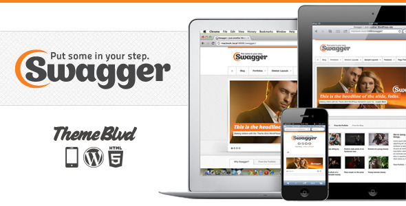 Free Download Swagger Responsive WordPress Theme Nulled Latest Version