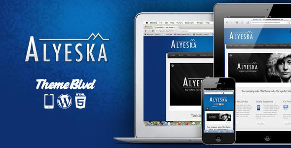 Free Download Alyeska Responsive WordPress Theme Nulled Latest Version