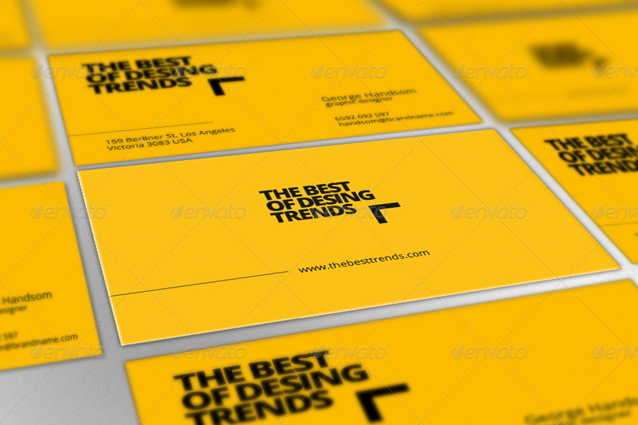 Yellow business card by pixelonpl graphicriver yellow business card creative business cards 01yellowbusinesscardg colourmoves