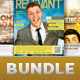 Church Marketing Flyer Template Bundle Vol 042 - GraphicRiver Item for Sale