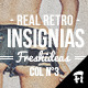 8 Retro Insignias - Badges / Col. n°3 - GraphicRiver Item for Sale