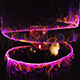 Particle Logo IV - Fire Ring - VideoHive Item for Sale