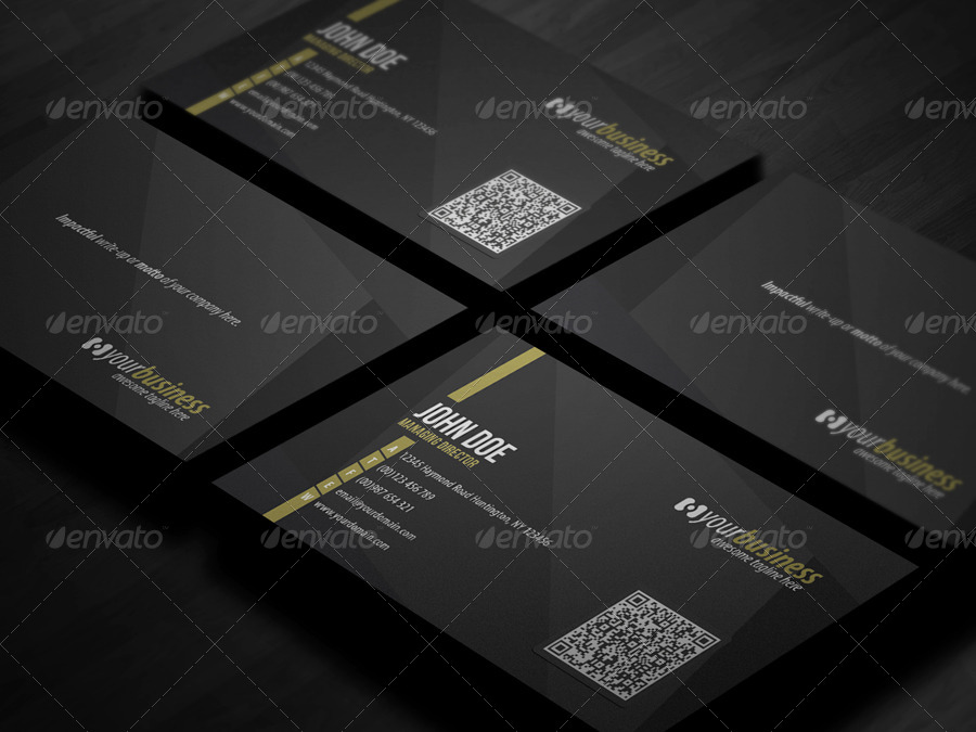 Corporate qr code business card v4 by glenngoh graphicriver corporate qr code business card v4 corporate business cards 01corporateqrcodebcv4gold1g 02corporateqrcodebcv4gold2g reheart