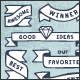 Hand Drawn Banner Elements - GraphicRiver Item for Sale