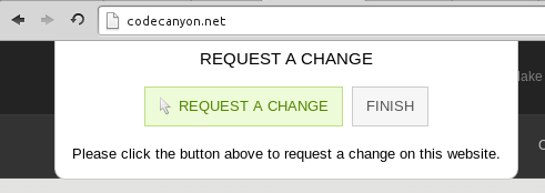 how to change the code on website