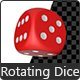 Rotating Dice - VideoHive Item for Sale