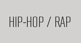 HIP-HOP / RAP