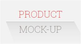 Product / Print & Logo Mockup