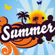 Summer Illustration Vector - GraphicRiver Item for Sale