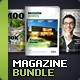 Magazine Bundle Vol. 1-2-3 - GraphicRiver Item for Sale