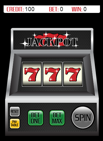 slot machine 777