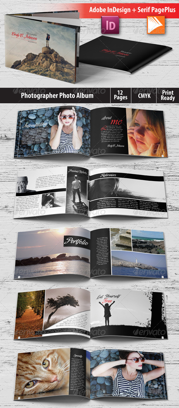 Pageplus X7 Graphics, Designs & Template from GraphicRiver