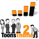 Toons Theme 2 - GraphicRiver Item for Sale