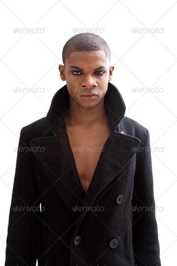 African man - Stock Photo - Images