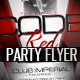 Code Red Party Flyer - GraphicRiver Item for Sale