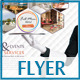 Luxury Hotel Flyer & Advertisement  - GraphicRiver Item for Sale