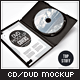CD / DVD Presentation Cover Case Mock-up Bundle - GraphicRiver Item for Sale