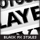 GraphicRiver - 100 Layer Styles Bundle - Text Effects Set